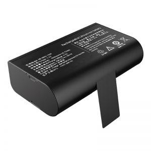 3.6V 5200mAh 18650 අත්පොත POS යන්ත්රය සඳහා ලිතියම් අයන බැටරි LG බැටරිය
